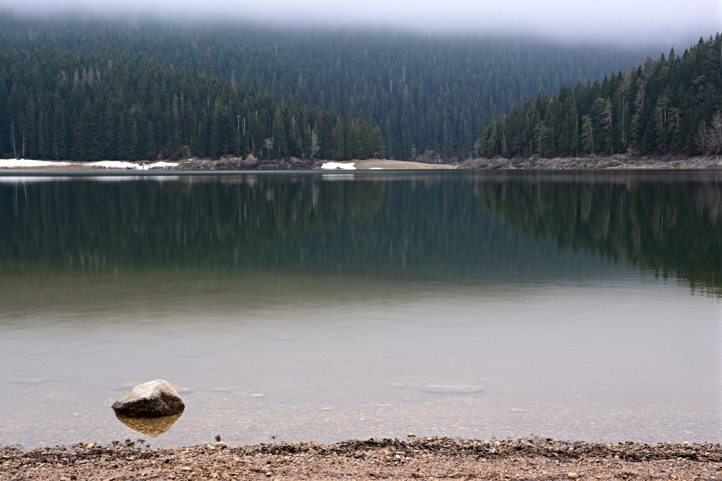 Albania Crno Jezero