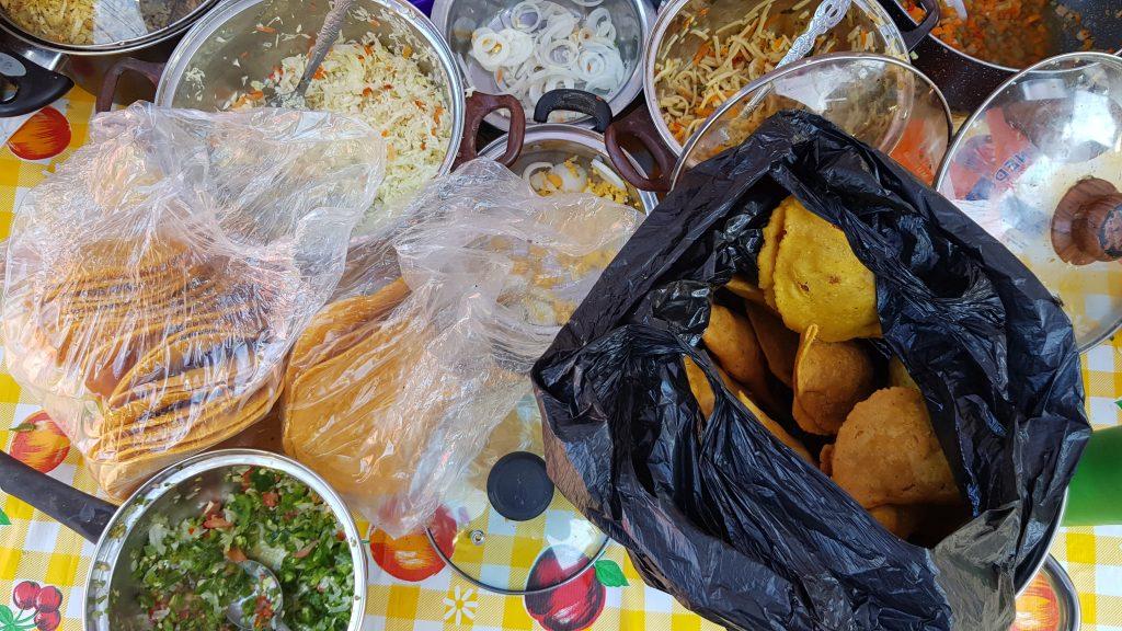 Smaki Gwatemali, rzeczy, które musisz spróbować! jedzenie w Gwatemali, tostada