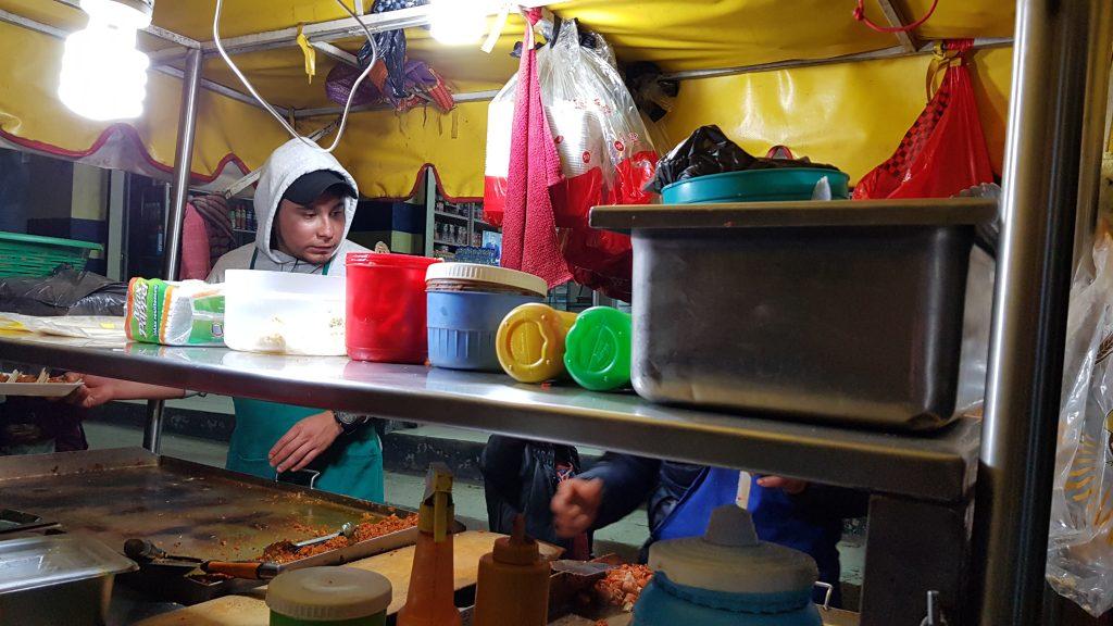 Smaki Gwatemali, co warto zjeść, jedzenie w Gwatemali, comedor