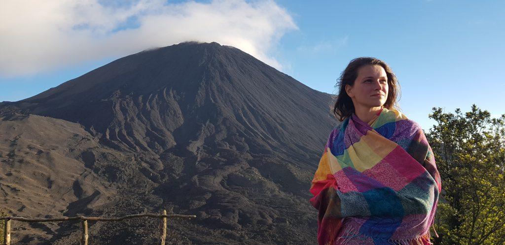 wulkan Pacaya, trekking