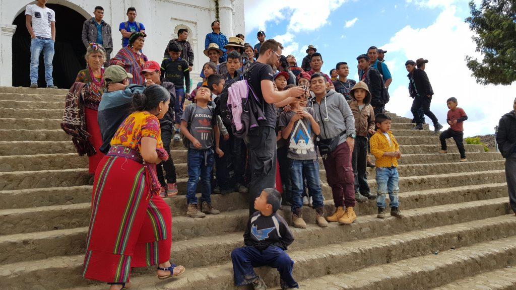 bezpieczeństwo w Gwatemali, ludzie