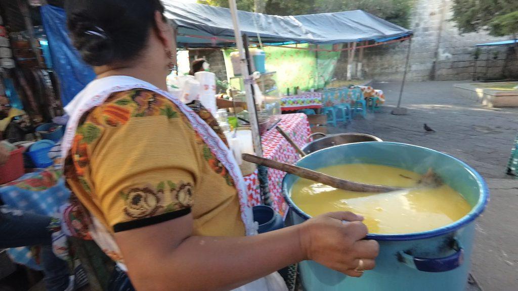 jedzenie w gwatemali, smaki gwatemali, atol