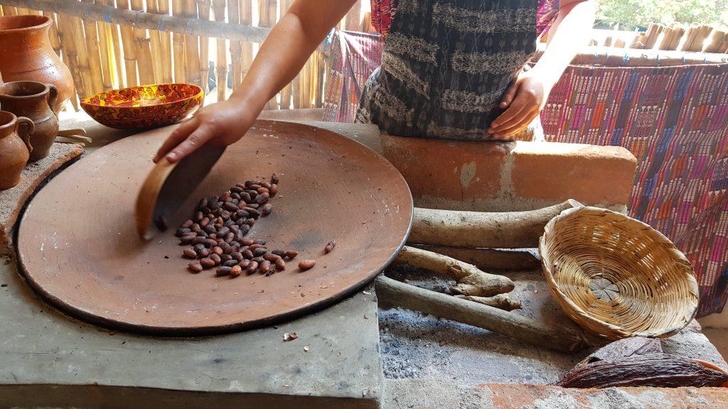 ciekawostki o Gwatemali, czekolada