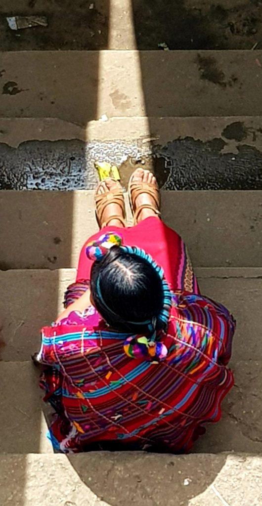 Ciekawostki o Gwatemali, tradycyjne stroje