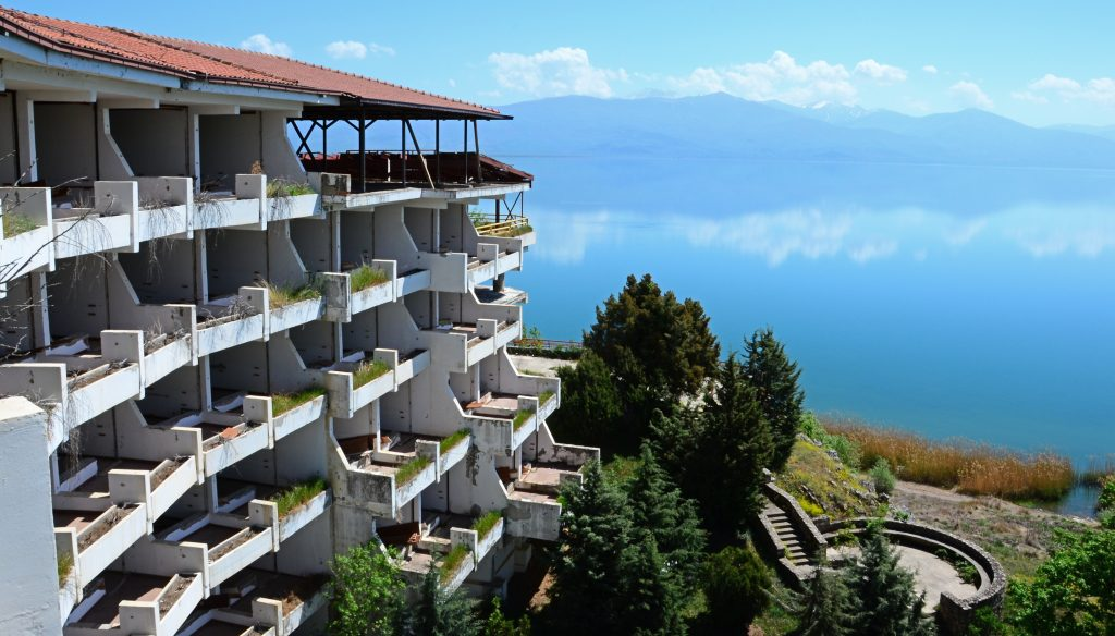 Macedonia  Otesevo Hotel Europa